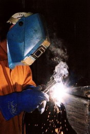 We can offer our customers a great welding service