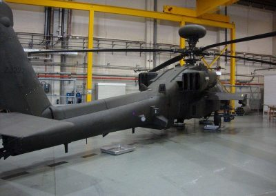 A DAY TO REMEMBER GUIDED TOUR OF THE APACHE GUNSHIPS 007