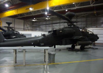 A DAY TO REMEMBER GUIDED TOUR OF THE APACHE GUNSHIPS 021